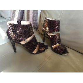 Zapatillas Jessica Simpson Cobre