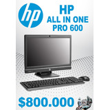 Computador All In One Hp Pro 600 Core I5