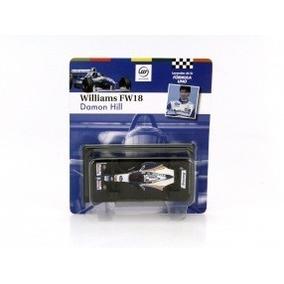 Damon Hill Williams Fw18 #5 Formula 1 1996 1/43 Altaya