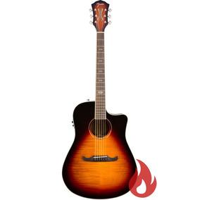 Fender T-bucket 300ce Violão Elétrico Sunburst Fishman Loja