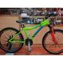 Bicicleta Raleigh Scout Aluminio Rdo 24 Modelo 2017