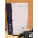 Conmutador Samsung Nx308 Con Telefono Multilinea Programador