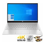 Notebook Hp Pavilion Core I7 4k 16 Gb 512 Gb Ssd 13.3 2021
