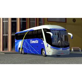 Patch Mod Bus Mod Trucks Brasileiros Para 18 Wos Pttm