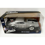 Dom's Ice Charger Fast And Furious Escala 1/24 Jada
