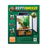Acc. Para Reptiles, Malla De Aluminio Reptibreeze Gde + Kota