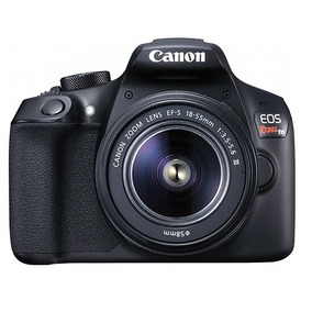 Camera Canon Eos T6 Com Lente 18-55mm + 32gb + Bolsa+ Tripé