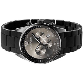 bd911246017 Relogio Emporio Armani Ar1400 Chronograph Masculino - Relógios De ...