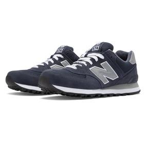 Calzado deportivo para hombre, color Azul , marca NEW BALANCE, modelo Calzado Deportivo Para Hombre NEW BALANCE MFL574 FE Azul