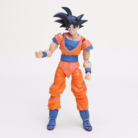 Goku Articulado - Dragon Ball - Dbz - Boneco Sob Encomenda