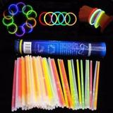 Pulsera Glow Stick Led Multicolor Fiesta Hora Loca Eventos