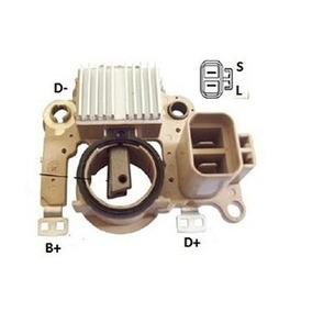 Regulador Alternador Mini Escavadeira Ik5856