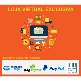 Criação De Loja Virtual Exclusiva Pronto Para Vender