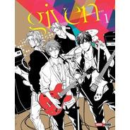 Given 01 - Natsuki Kizu - Panini Manga