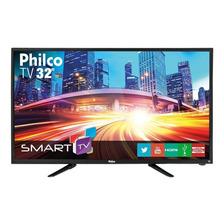 Smart Tv Led 32 Philco Ph32b51dsgwa Hd 2 Hdmi 2 Usb