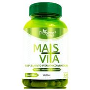Polivitamínico E Minerais Mais Vita 500mg 120 Cáps. 6 Potes