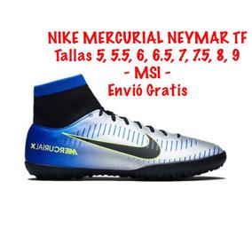 Tenis Nike Mercurial Neymar Tf. ( 5 5.5 7 7.5 8 9 Mx) 53dc9822ad1