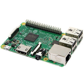 Computador Raspberry Pi 3 (quad-core 1.2ghz, 1gb Ram, Wi-fi,