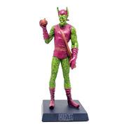 Boneco Coleção Miniatura Marvel Duende Verde Ed 08
