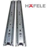 Corrediça Telescópica Para Gavetas Hafele 30kgs 55cm (par)
