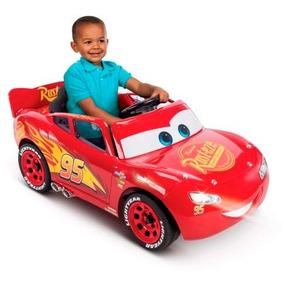 Carro Electrico 6v Mcqueen Cars Luces Y Sonidos Envio Gratis