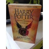 Harry Potter Y El Legado Maldito Nuevo Y Sellado / Diverti