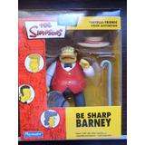 Simpsons Be Sharp Barney Playmates