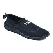 Zapatillas De Agua Maui & Sons Negras Niños Niñas (unisex)