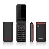Celular Barato Sapito Landbyte2030 Radio Mp3 Dual Sim- Negro