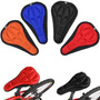 2x1 Cubre Asiento Bicicletas Tipo Gel Colores / Fernapet