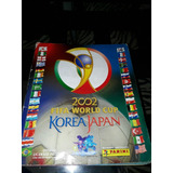 Album Panini De Korea Japón 2002 Fifa World Cup Lleno Total
