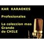 Karaoke Profesional En Disco Duro,el Original