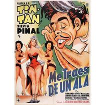 Dvd Cine Mexicano German Valdez Tin Tan Me Traes De Un Ala