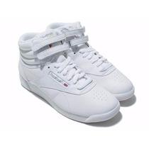 Tenis Casual Bota Reebok Freestyle Hi 2431 Piel 120349