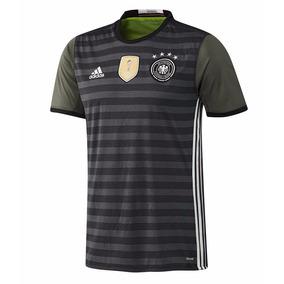 Camiseta adidas Alemania Away 2016/2017 - Modelo Reversible