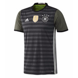 Camiseta adidas Alemania Away 2016/2017 - Modelo Reversible