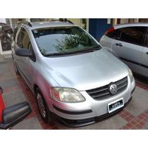 Volkswagen Suran 1.6 Trendline Con Gnc 165000 Kms