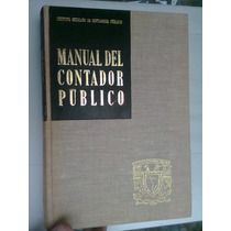 Manual Del Contador Público Tomo I 1973 Envio Gratis