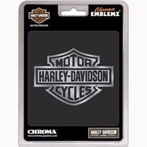 Emblema Harley Davidson Motorcycles Original Envio Gratis