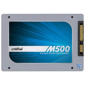 Disco Sólido Ssd Crucial M500 De 120 Gb