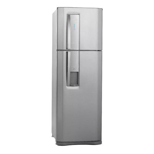 Heladera no frost Electrolux DW42 acero inoxidable con freezer 380L 220V
