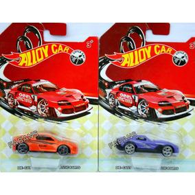 Carrito Metalico De Coleccion Metal Cars Carro Juguete Niño