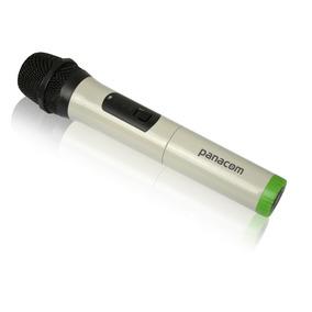Micrófono Inalámbrico Panacom Mc-9706w