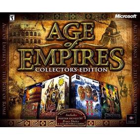 Saga Age Of Empires Collection Español