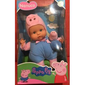 Nenuco Peppa Pig George