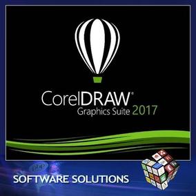 Corel Draw 2017 Español Permanente Garantizado