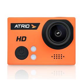 Câmera De Ação Atrio Fullsport Cam Hd, 5.0 Mp - Dc186