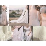 Vestido De Novia- Diseño Simple, Elegante Y Versátil