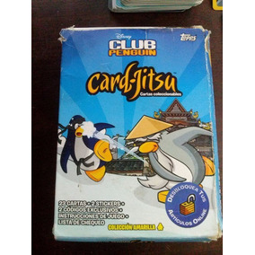 Mazo X 145 Cards Coleccionables Club Pinguin