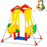 Hamaca Doble Jardín P/ Bebe Y Niños Plegable N1 Venta El Rey